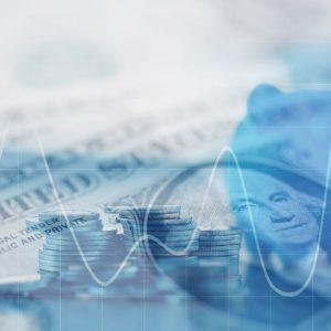 double-exposure-rows-coins-cash-money-dollar-table